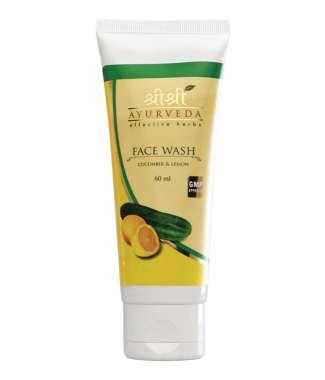 Sri Sri Ayurveda Cucumber & Lemon Face Wash