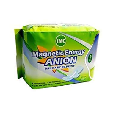 IMC Anion Sanitary Napkins