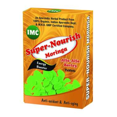 IMC SUPER-NOURISH MORINGA TABLET