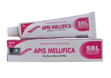 SBL APIS MELLIFICA OINTMENT