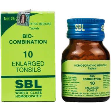 SBL BIO-COMBINATION 10 TABLET