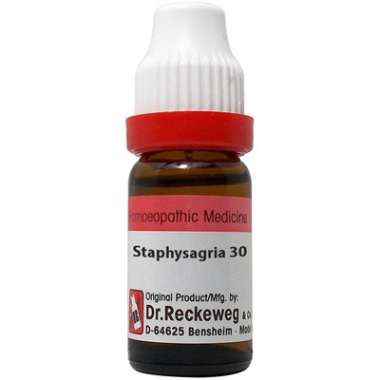 DR. RECKEWEG STAPHYSAGRIA DILUTION 30C