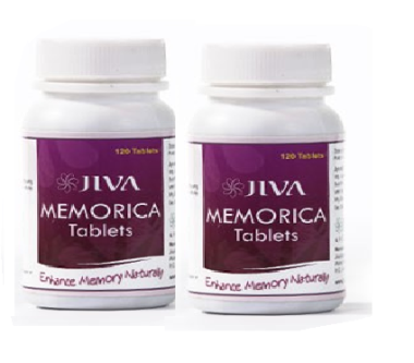 JIVA MEMORIKA TABLET PACK OF 2