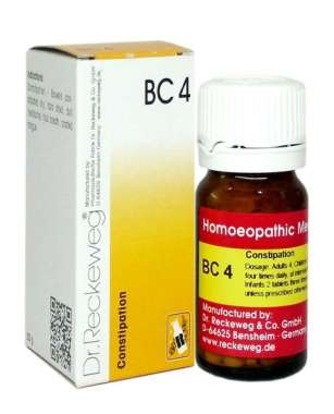 DR. RECKEWEG BC 4 TABLET