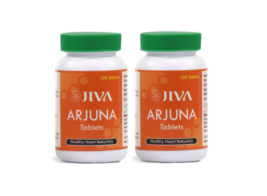 Jiva Arjuna Tablet Pack of 2