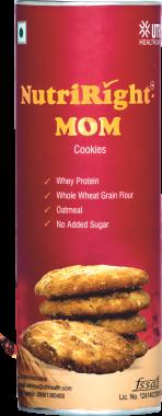 NutriRight Mom Cookies