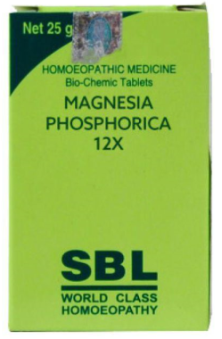 SBL MAGNESIA PHOSPHORICA BIOCHEMIC TABLET 12X