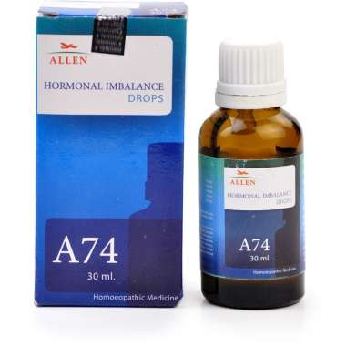 ALLEN A74 HORMONAL IMBALANCE DROP