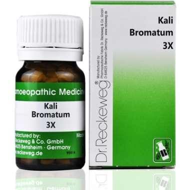 DR. RECKEWEG KALI BROMATUM TRITURATION TABLET 3X