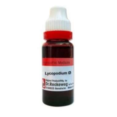 DR. RECKEWEG LYCOPODIUM MOTHER TINCTURE Q