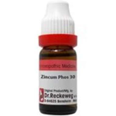 DR. RECKEWEG ZINCUM PHOS DILUTION 30CH