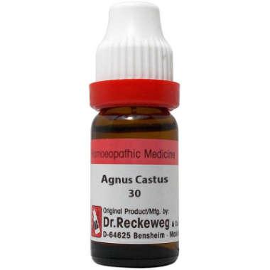 DR. RECKEWEG AGNUS CASTUS DILUTION 30CH