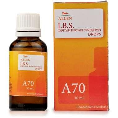 ALLEN A70 I.B.S.(IRRITABLE BOWEL SYNDROME) DROP