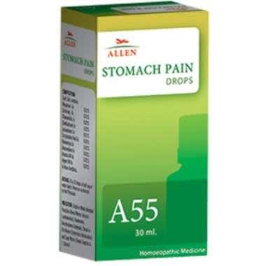ALLEN A55 STOMACH PAIN DROP