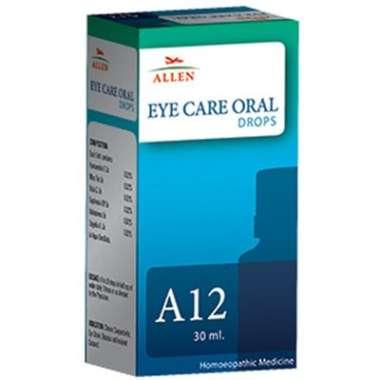 ALLEN A12 EYE CARE ORAL DROPS