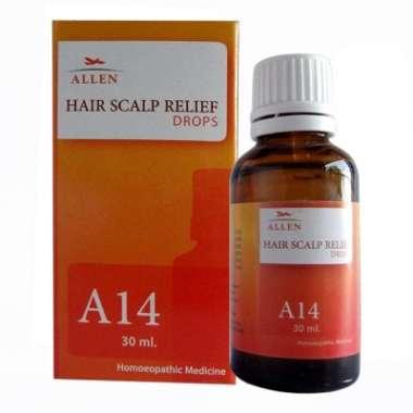 ALLEN A14 HAIR SCALP RELIEF DROP