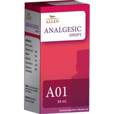 ALLEN A01 ANALGESIC DROP