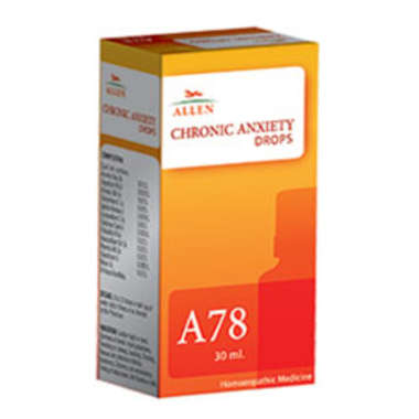 ALLEN A78 CHRONIC ANXIETY DROP