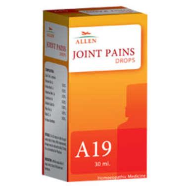 ALLEN A19 JOINT PAINS DROP