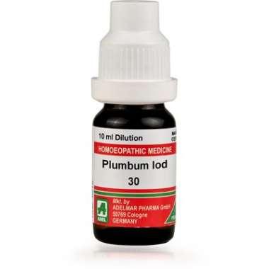 ADEL PLUMBUM IOD DILUTION 30CH