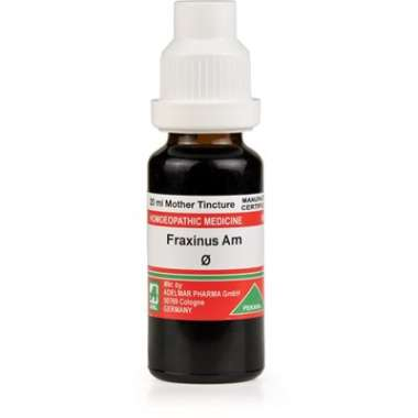 ADEL FRAXINUS AM MOTHER TINCTURE Q