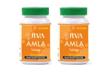 JIVA AMLA TABLET PACK OF 2