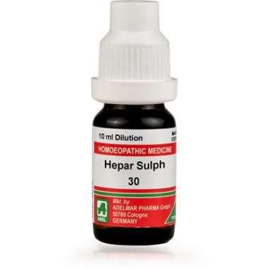 ADEL HEPAR SULPH DILUTION 30CH