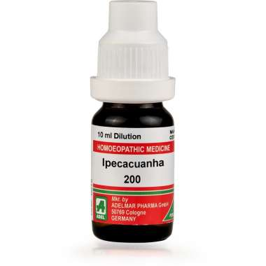 ADEL IPECACUANHA DILUTION 200CH
