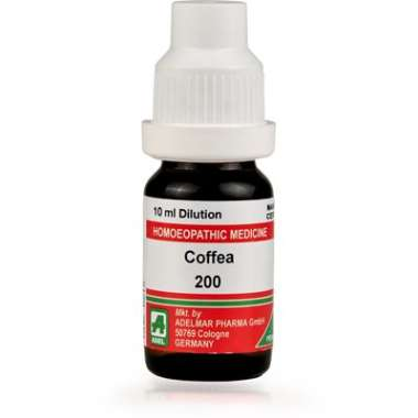 ADEL COFFEA CRUDA DILUTION 200CH
