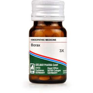 ADEL BORAX TRITURATION TABLET 3X