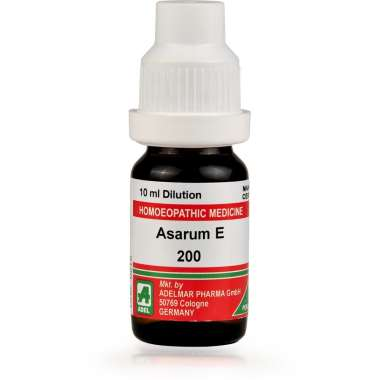 ADEL ASARUM E DILUTION 200CH