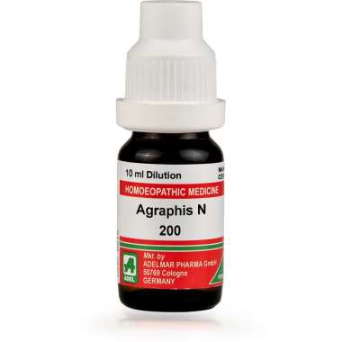 ADEL AGRAPHIS N DILUTION 200CH