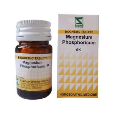 DR WILLMAR SCHWABE MAGNESIUM PHOSPHORICUM TABLET 6X