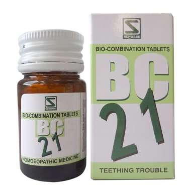 DR WILLMAR SCHWABE BIOCOMBINATION 21 TABLET