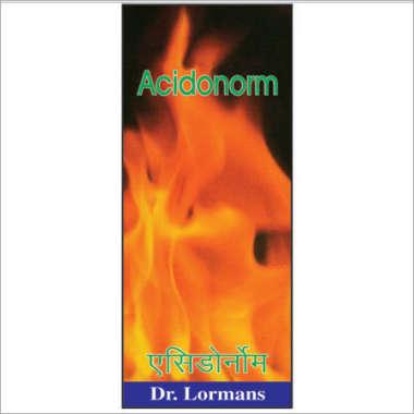 DR. LORMANS ACIDONORM DROP