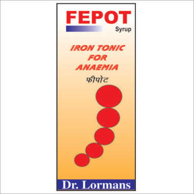 DR. LORMANS FEPOT SYRUP