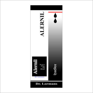 DR. LORMANS ALERNIL DROP