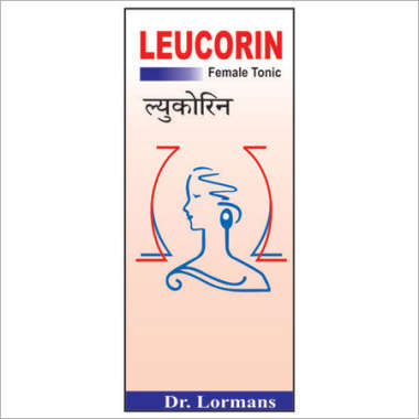 DR. LORMANS LEUCORIN FEMALE TONIC