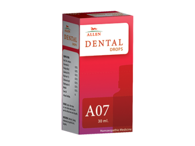 ALLEN A07 DENTAL DROP