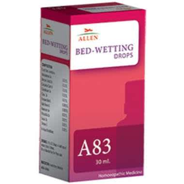 ALLEN A83 BED-WETTING DROP