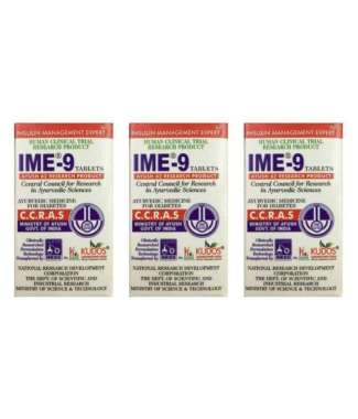 IME-9 Tablet Pack of 3