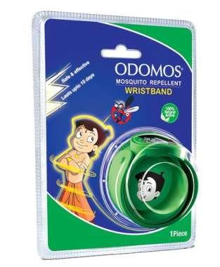 Odomos Mosquito Repellent Wrist Band