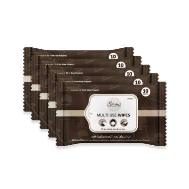 SIRONA MULTI USE WIPES PACK OF 5
