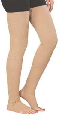 Flamingo Vein Stockings XL