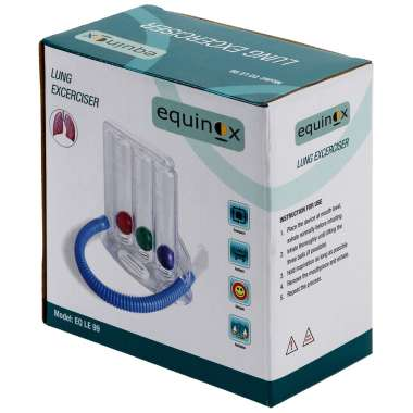 Equinox Lung Exerciser EQ LE 99