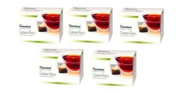 HIMALAYA GREEN TEA  SACHET PACK OF 5