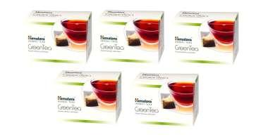 Himalaya Green Tea  Sachet Pack of 5