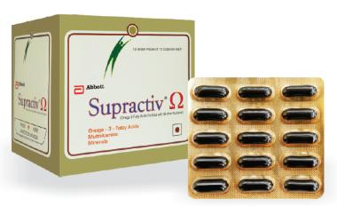 SUPRACTIV CAPSULE