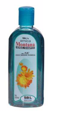 SBL ARNICA MONTANA HERBAL SHAMPOO WITH TJC