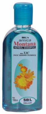SBL Arnica Montana Herbal Shampoo with Tjc
